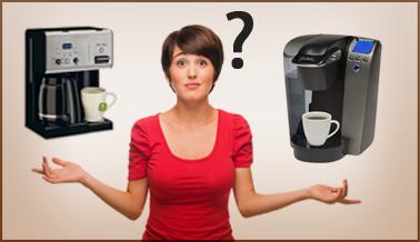 Compare Coffee makers