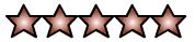 5 stars Rating - 5/5
