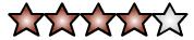 4 stars rating : 4/5