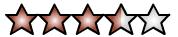 3.5 stars rating: 3.5/5