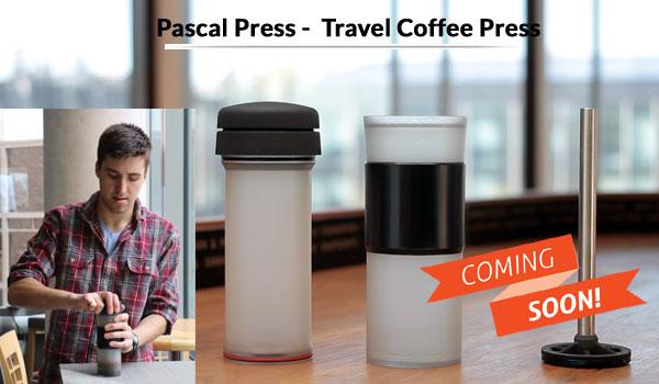 pascal press coffee maker