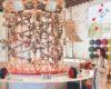 Giant Coffee Rube Goldbergs