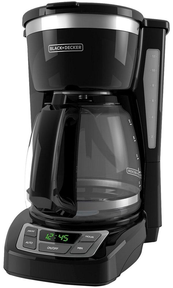 BLACK DECKER CM1160B L How To Set Timer On Black And Decker Coffee Maker