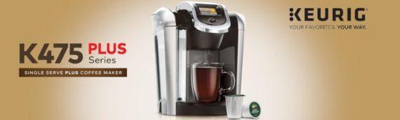 Keurig K475 Coffee Maker Review