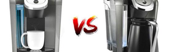 Keurig K550 vs K575 Coffee Maker – Full Comparison